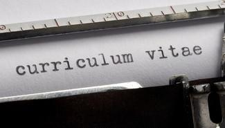 curriculum vitae estudiante
